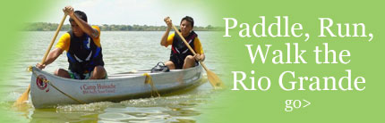 Paddle, Run, Walk the Rio Grande